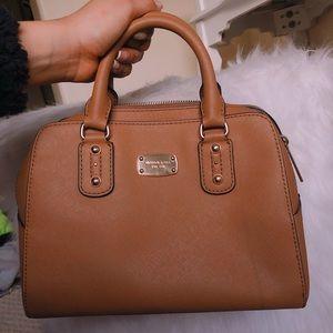 Michael Kors Saffiano Leather Small Handbag
